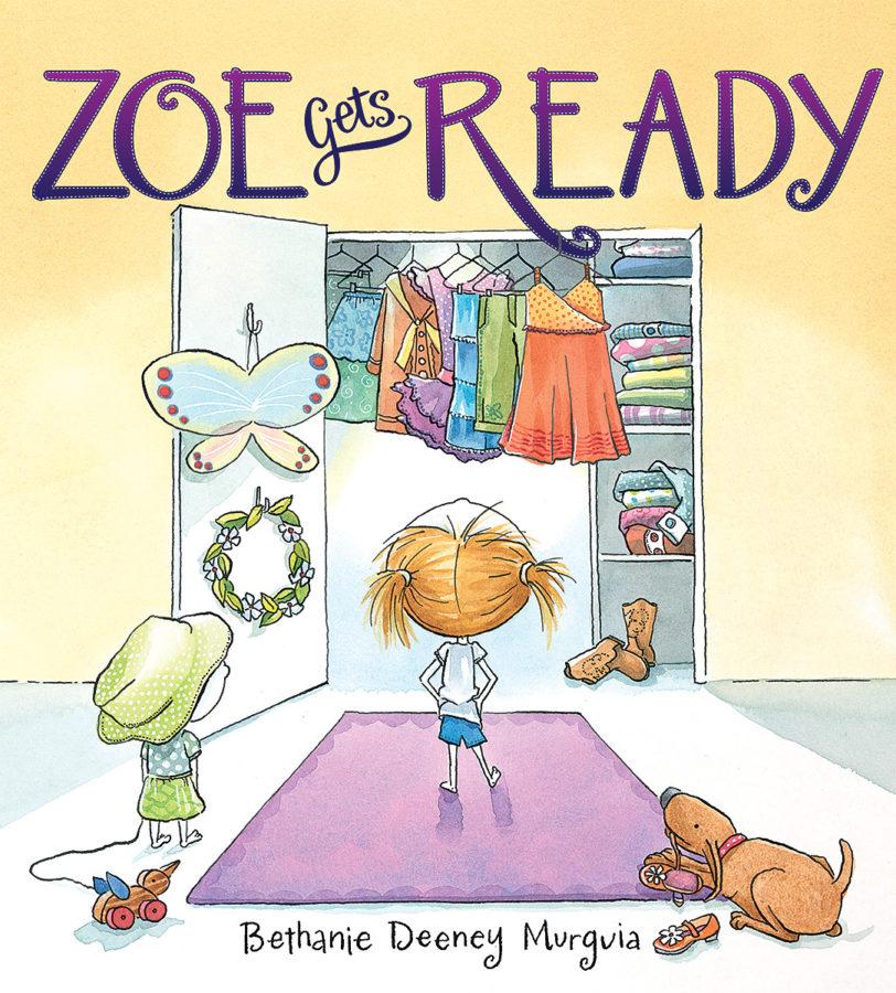 Bethanie Murguia - Zoe Gets Ready