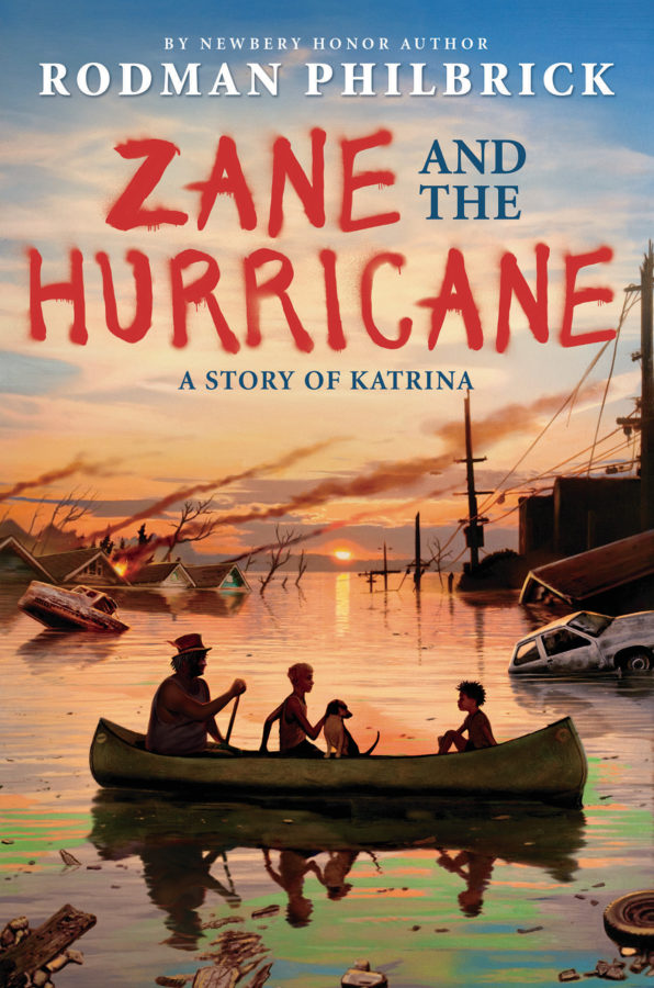 Rodman Philbrick - Zane and the Hurricane