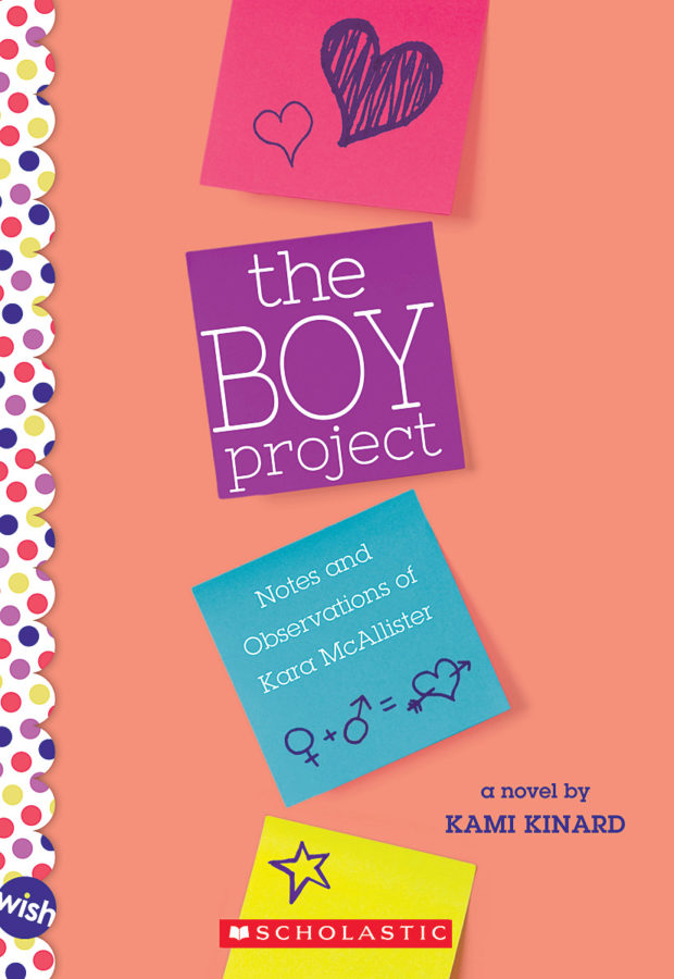 Kami Kinard - The Boy Project