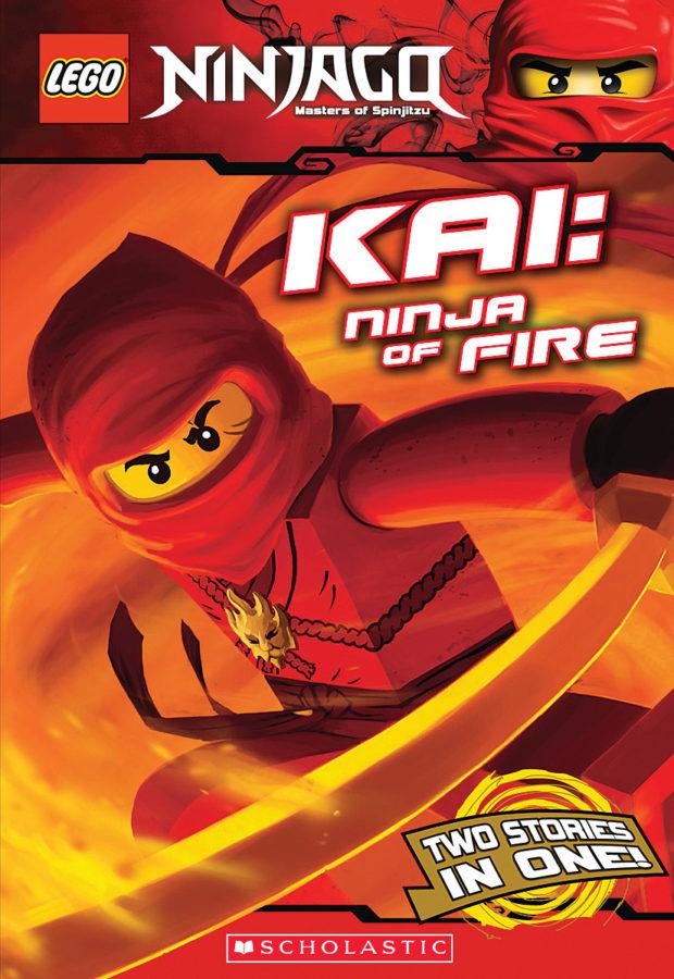 Greg Farshtey - Kai: Ninja of Fire