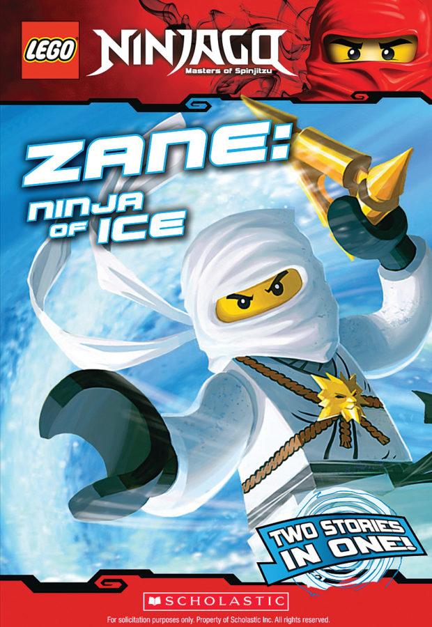 Greg Farshtey - Zane: Ninja of Ice