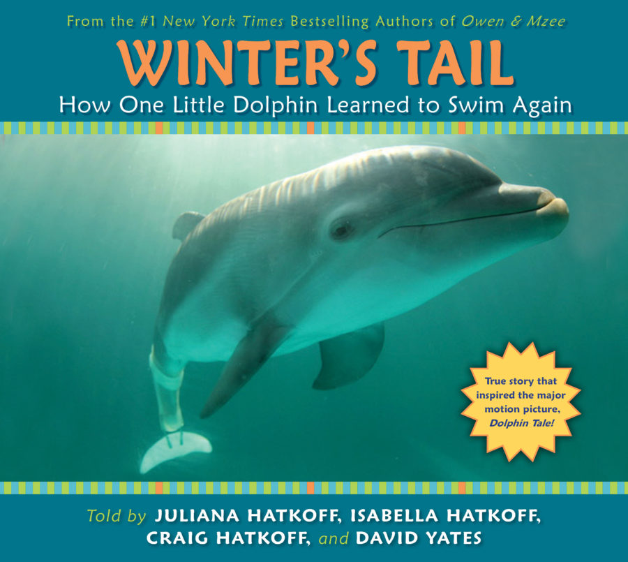 Craig Hatkoff - Winter's Tail: How One Little Dolphin Learned to Swim Again