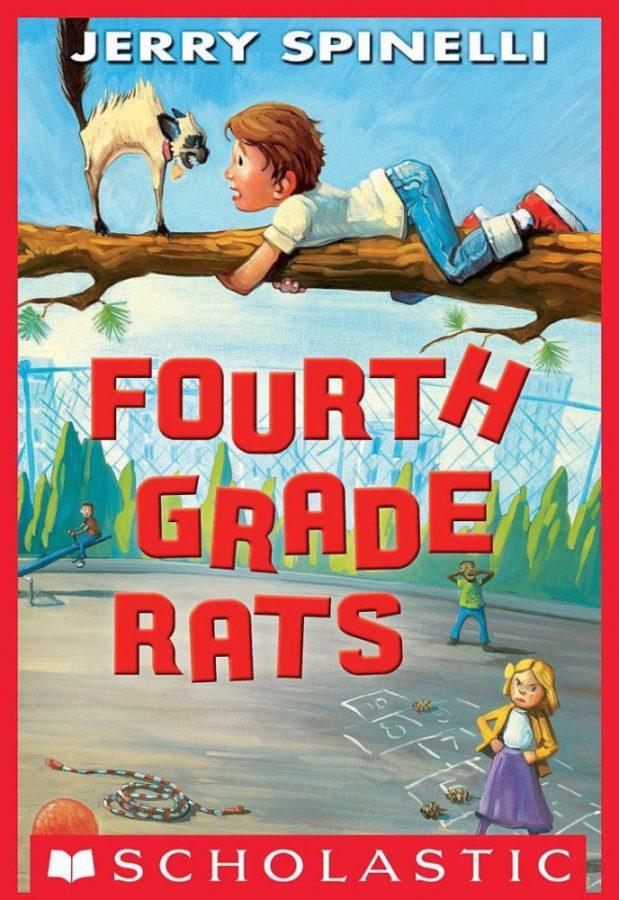 Jerry Spinelli - Fourth Grade Rats