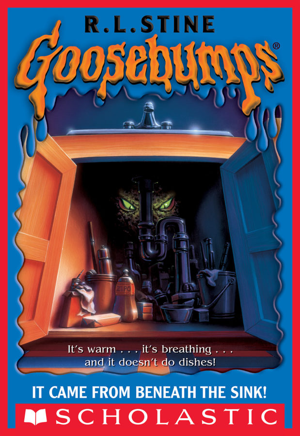 R. L. Stine - It Came from Beneath the Sink!