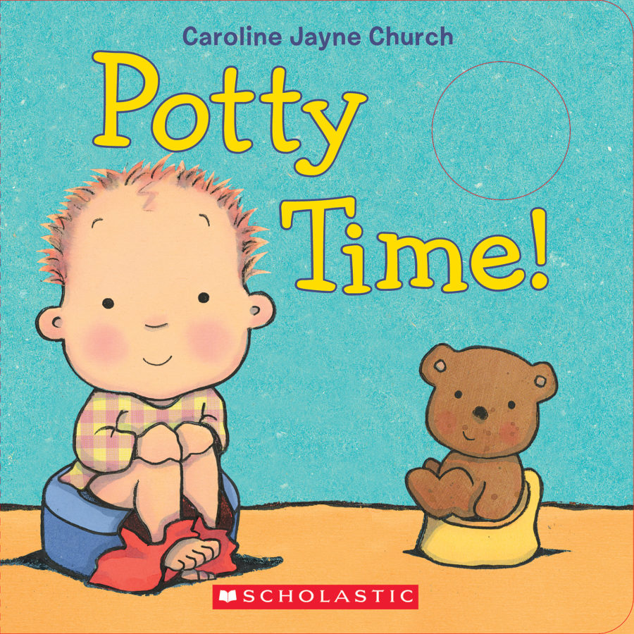 Caroline Jayne Church - Potty Time!