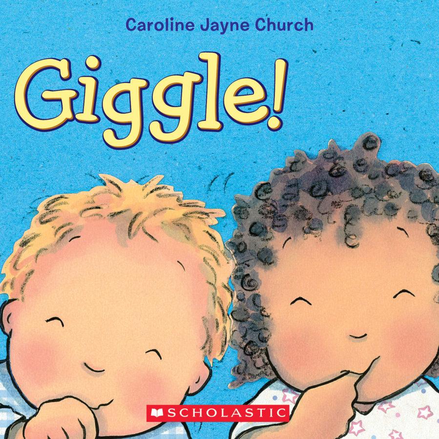 Caroline Jayne Church - Giggle!