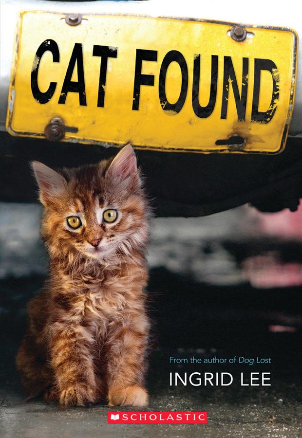 Ingrid Lee - Cat Found