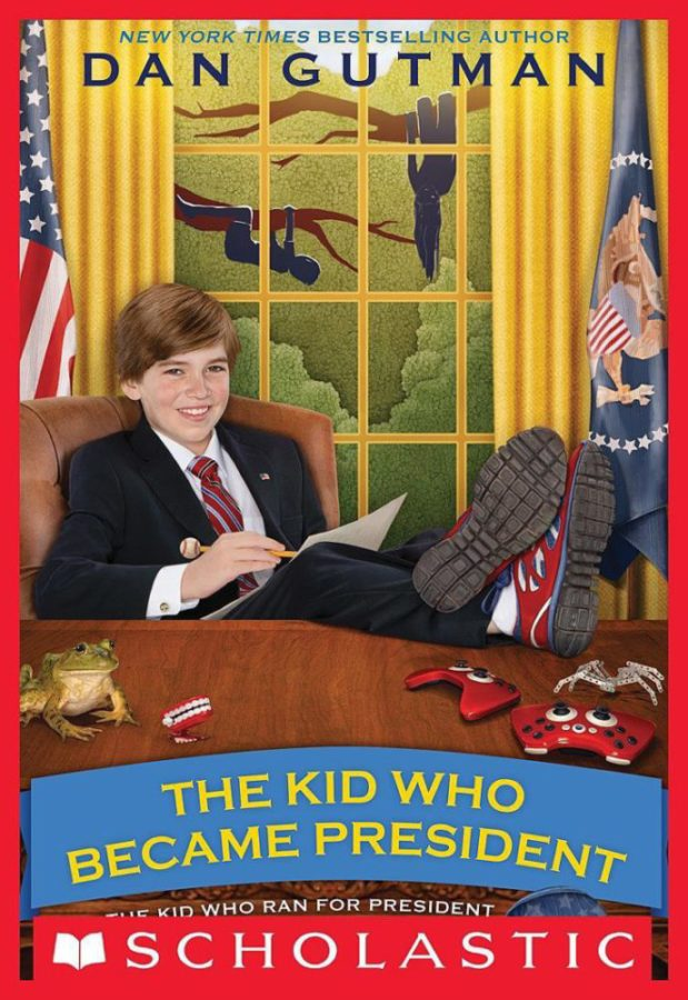 Dan Gutman - The Kid Who Became President