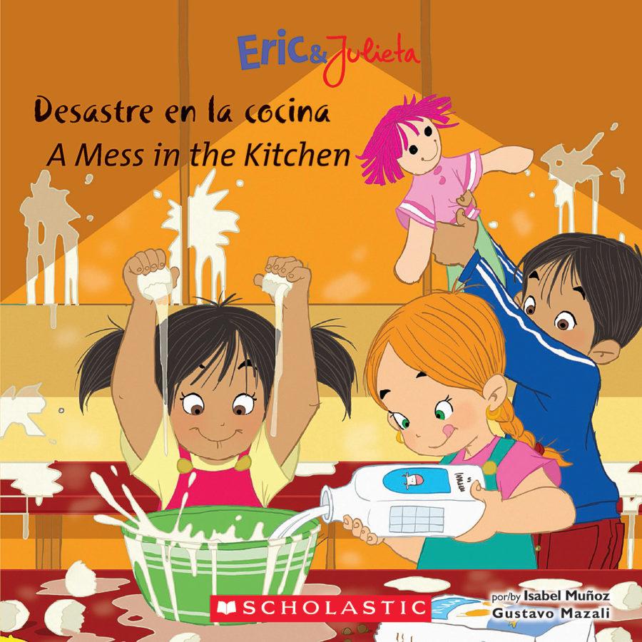 Isabel Muñoz - Eric & Julieta: Desastre en la cocina / A Mess in the Kitchen