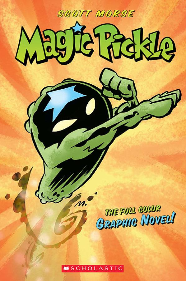 Scott Morse - Magic Pickle