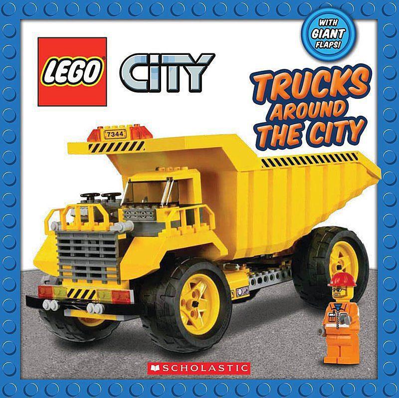 Scholastic - Trucks Around the City