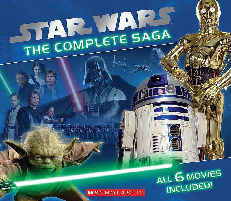 Jason Fry - Star Wars: The Complete Saga