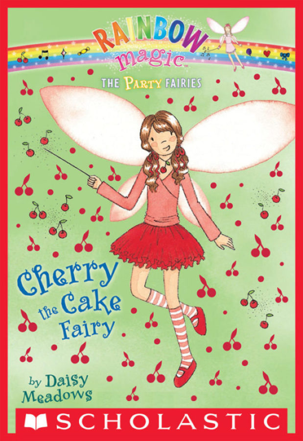 Daisy Meadows - Cherry the Cake Fairy