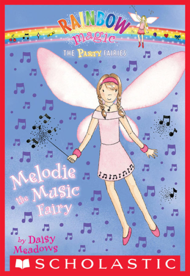 Daisy Meadows - Melodie the Music Fairy