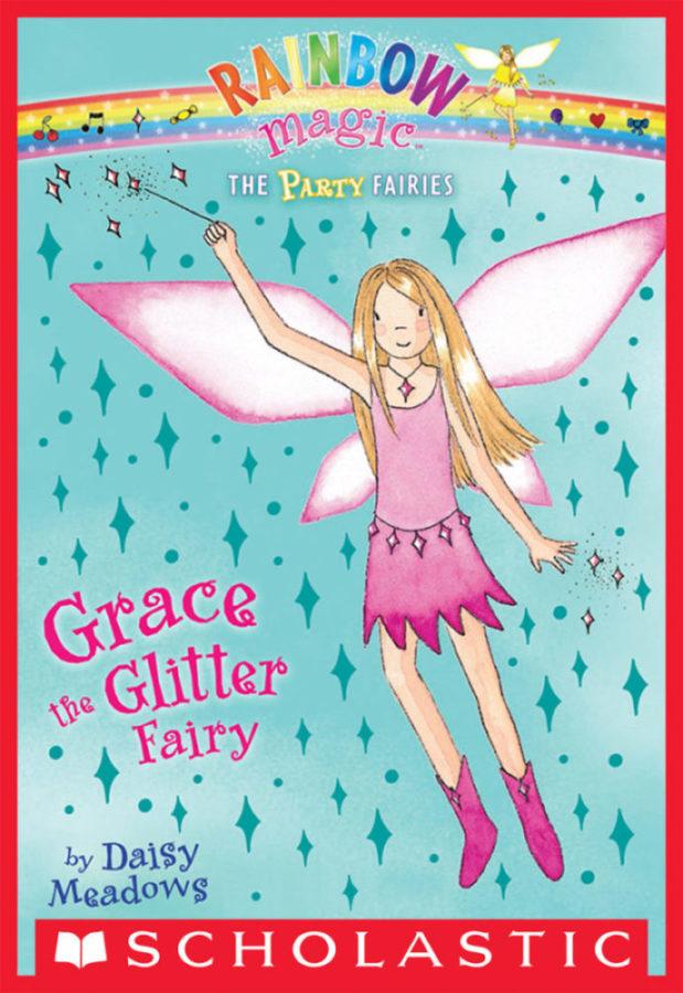 Daisy Meadows - Grace the Glitter Fairy