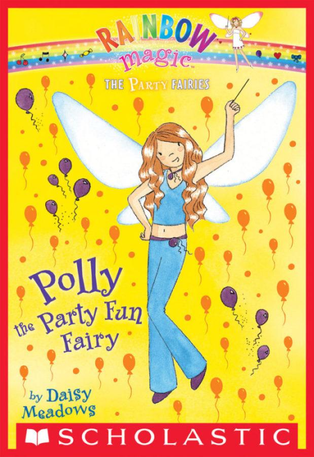 Daisy Meadows - Polly the Party Fun Fairy