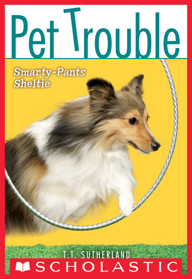 Tui T. Sutherland - Smarty-Pants Sheltie