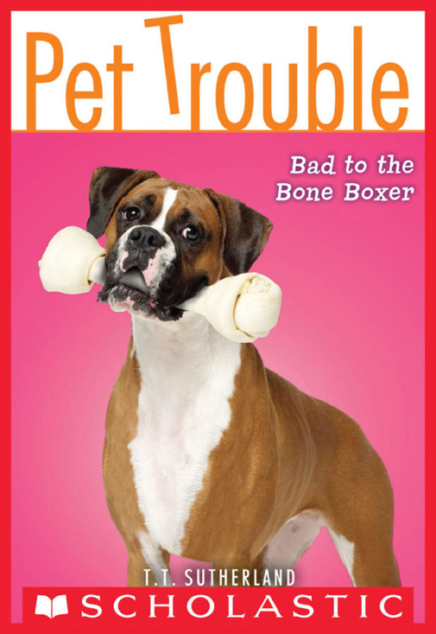 Tui T. Sutherland - Pet Trouble #7: Bad to the Bone Boxer