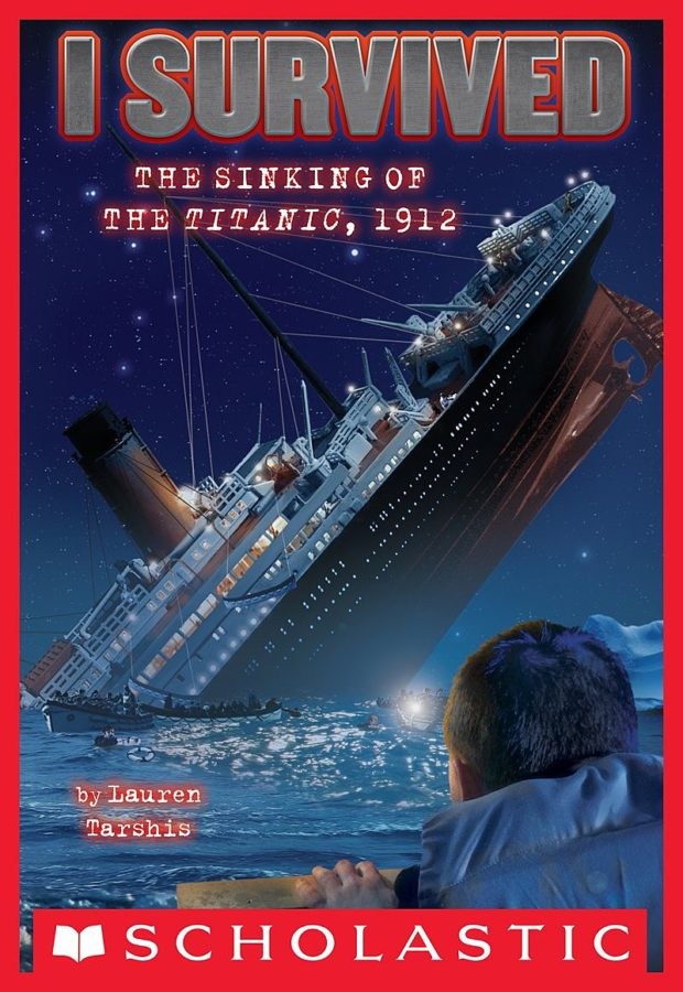 Lauren Tarshis - I Survived the Sinking of the Titanic, 1912