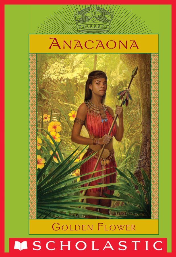 Edwidge Danticat - Anacaona, Golden Flower