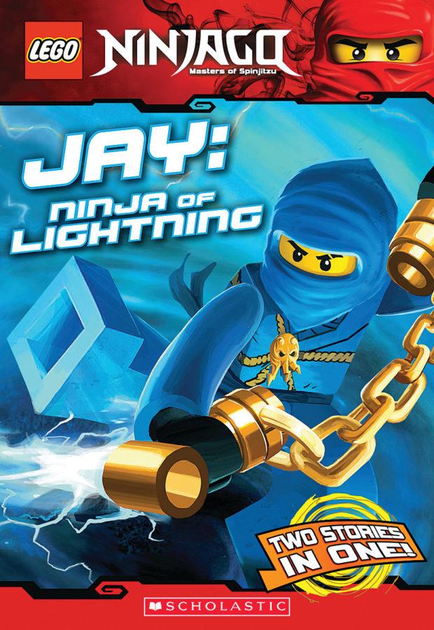 Greg Farshtey - Jay: Ninja of Lightning