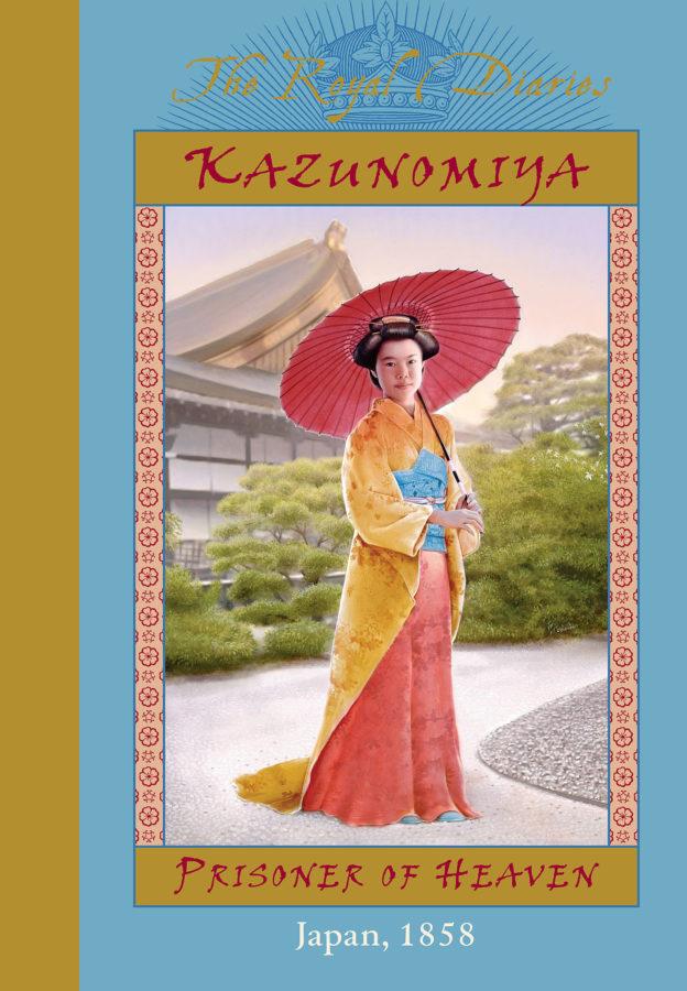 Kathryn Lasky - Kazunomiya