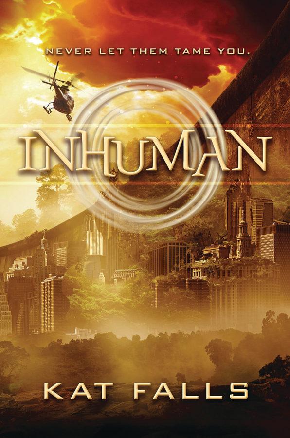 Kat Falls - Inhuman