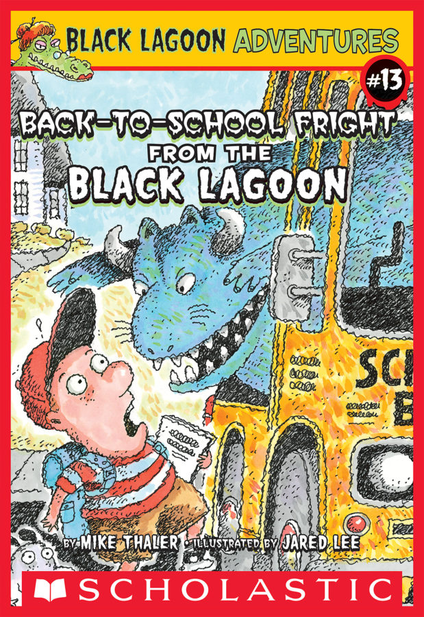 Mike Thaler - Back-to-School Fright from the Black Lagoon