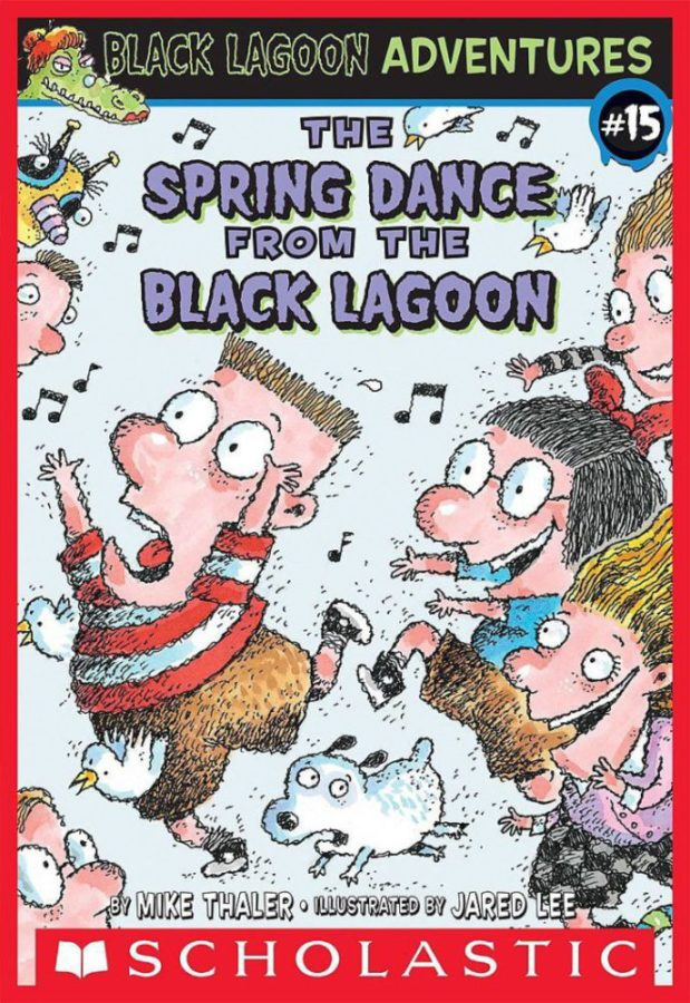 Mike Thaler - The Spring Dance from the Black Lagoon