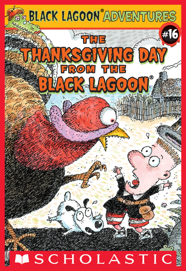 Mike Thaler - The Thanksgiving Day from the Black Lagoon