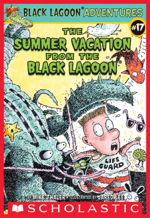 Mike Thaler - The Summer Vacation from the Black Lagoon