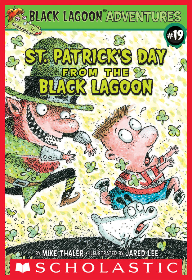 Mike Thaler - Black Lagoon Adv. Ch Bk #19: St. Patrick's Day from the Black Lagoon, The