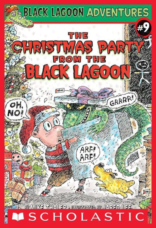 Mike Thaler - The Christmas Party from the Black Lagoon
