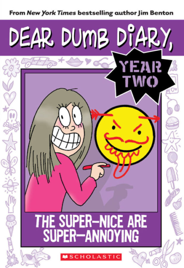 Jim Benton - Dear Dumb Diary Year Two #2: The Super-Nice are Super-Annoying