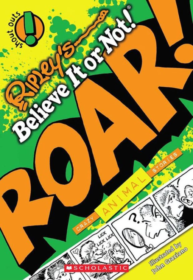Ripley's Entertainment Inc. - Roar!