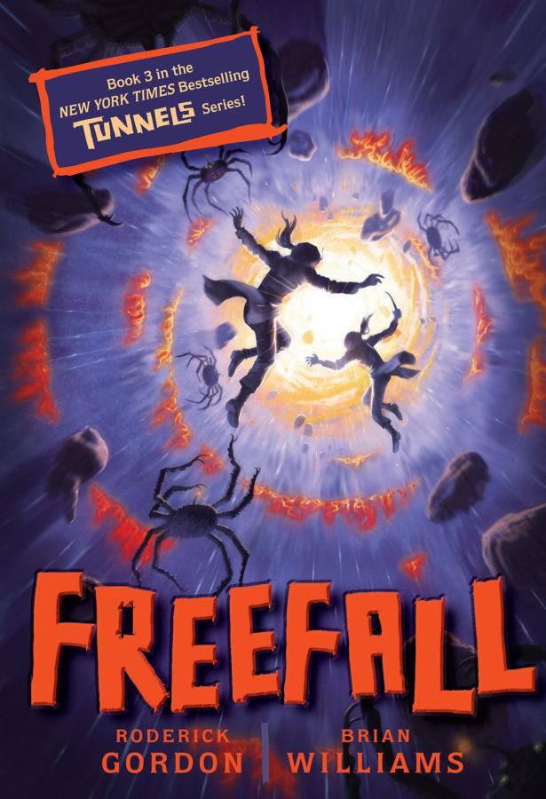 Brian Williams - Freefall