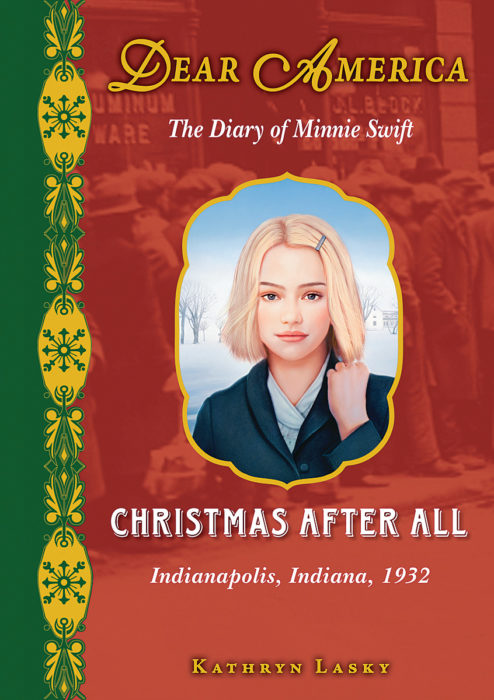 Christmas In America Book.Dear America Christmas After All By Kathryn Lasky