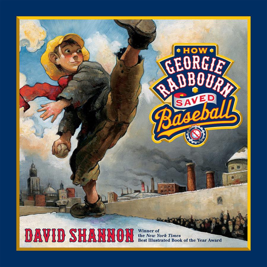 David Shannon - How Georgie Radbourn Saved Baseball