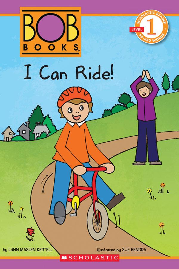 Lynn Maslen Kertell - I Can Ride!