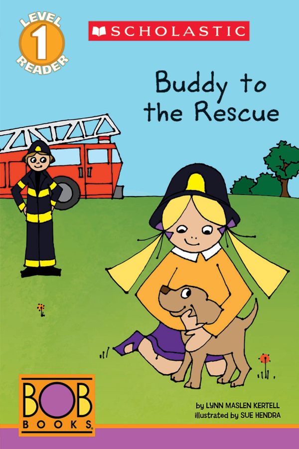 Lynn Maslen Kertell - Schol Rdr Lvl 1: Bob Books: Buddy to the Rescue