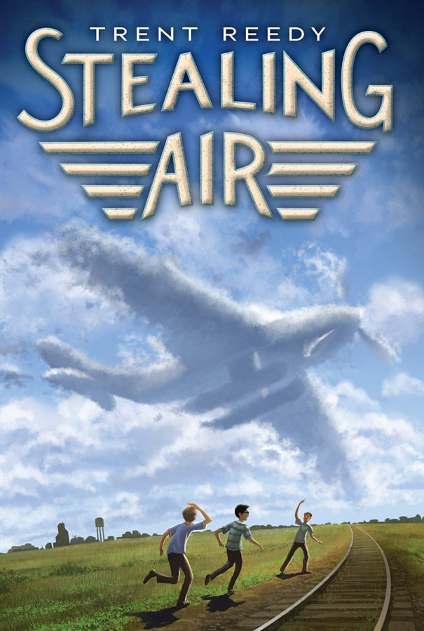 Trent Reedy - Stealing Air