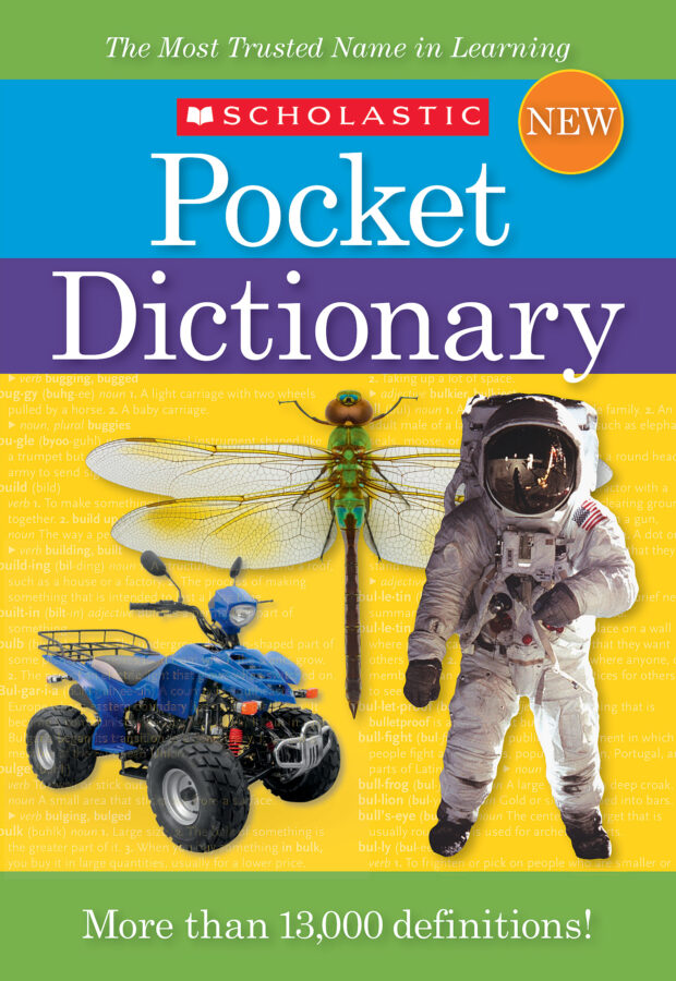 Scholastic - Scholastic Pocket Dictionary
