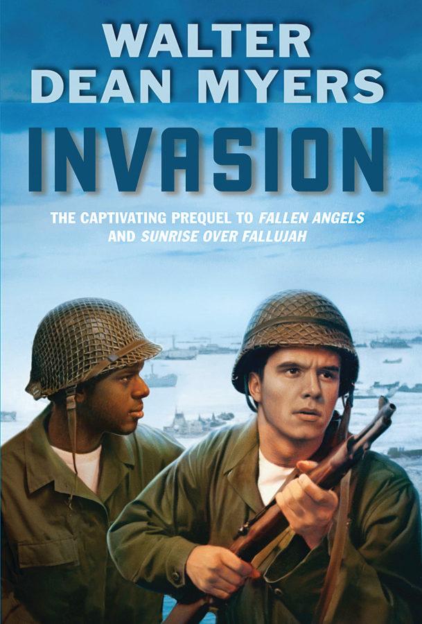 Walter Dean Myers - Invasion