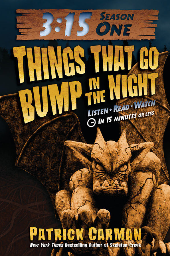 Patrick Carman - Things That Go Bump in the Night