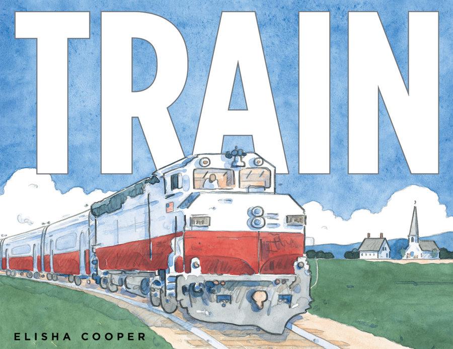 Elisha Cooper - Train