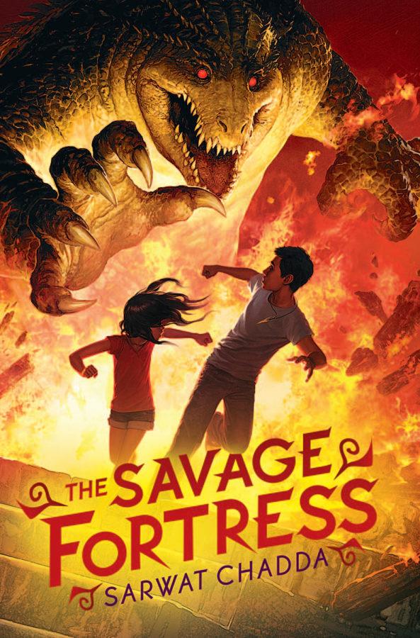 Sarwat Chadda - The Savage Fortress