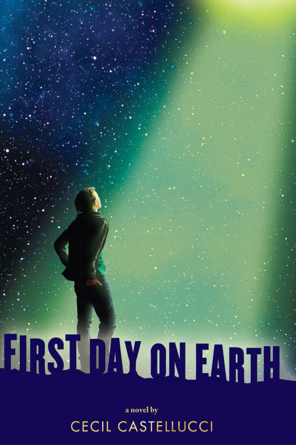 Cecil Castellucci - First Day on Earth