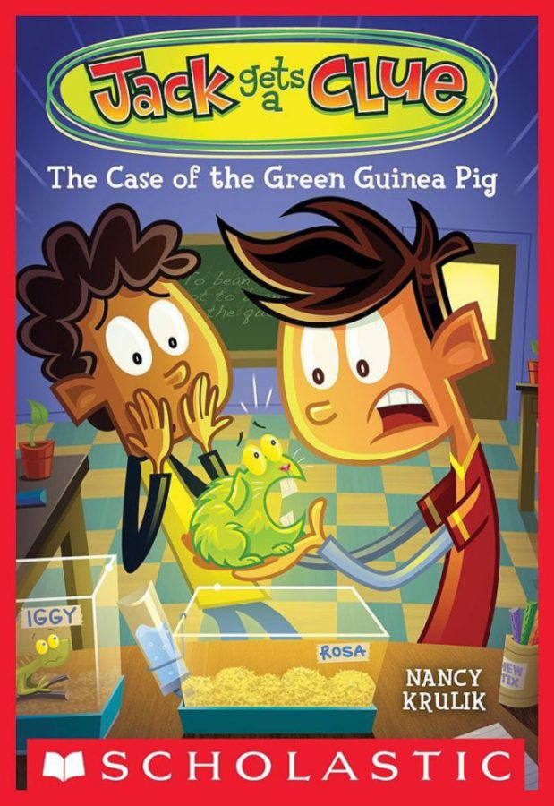 Nancy Krulik - The Case of the Green Guinea Pig