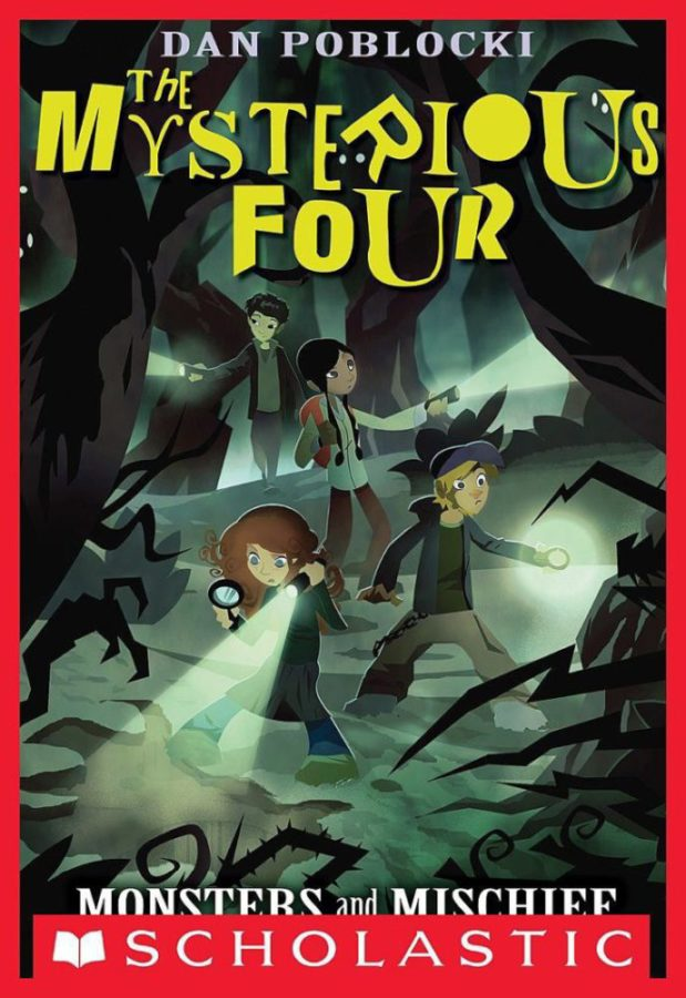 Dan Poblocki - Mysterious Four, The #03: Monsters and Mischief