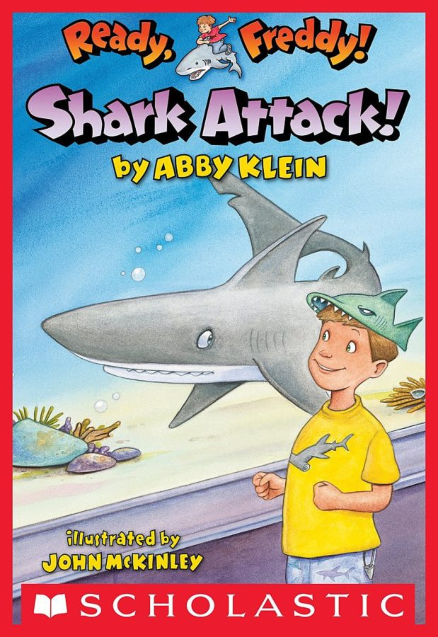 Abby Klein - Shark Attack!